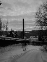 Industrial meets nature by howtohijackaspitfire