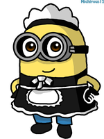 Tom The Minion by Michivous12