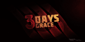 Three Days Logo by Kinetic9074