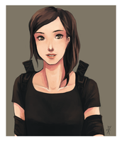 The Scorch Trials - Brenda by Gibrayel