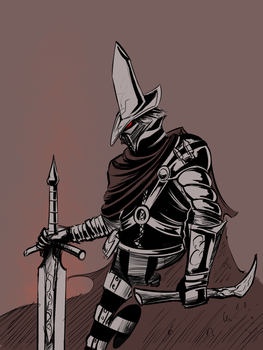 Abyss Watchers by Underpable