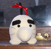 Mr Saturn Plush by obesolete