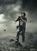 Yoan hunting to the hide island by AsepPhotoshoper
