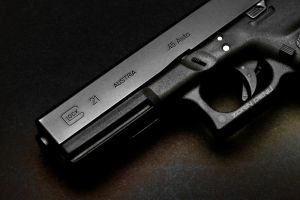 GLOCK 21 Crop by ZorinDenu