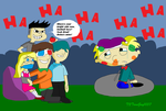 Hey Arnold - Public Humiliation by TXToonGuy1037
