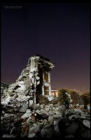 Rising from the Rubble by RS-foto