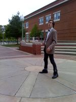 Doctor on Campus6 by CptTroyHandsome