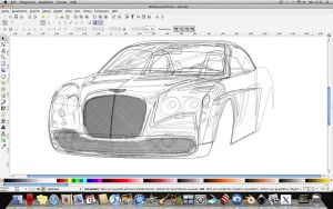 "Bentley ""Work in progress"" by mrmanders"