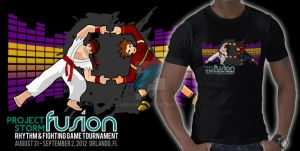 Project Storm: Fusion Shirt by ladycammi