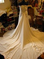 Queen Serenity Progress 2 by Elrowiel