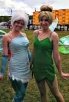 Tink and Peri by AriadneEvans