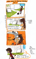Portal fandom by raintalker