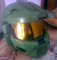 Master Chief Helm - 12 by Lord-Omega83