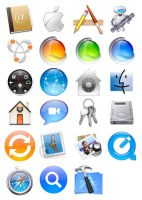 mac icons for windows by akshitmanutd