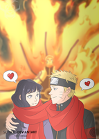 Naruhina - For you by Slyner