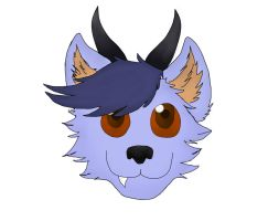 my half of a trade with :iconFirewolf-Anime: :3 by blizyrockets