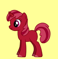 Cinny Minny pony adoptable (open) by Honey-PawStep