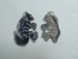 Shrinky Dinks for TwilitTiger by Krinkee