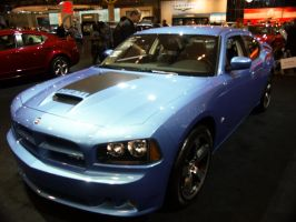 Dodge Charger SRT8 Super Bee 2 by 5tring3r