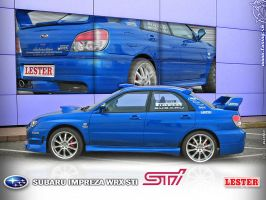 Subaru Impreza wallpaper by TuningmagNet