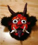 Oni Mask by Queshire
