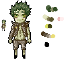My First Sprite by ChiMeGo