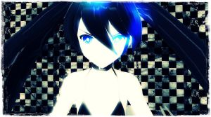 Black rock shooter by Helly-Chan135