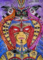 The Mother Owl by retransmission