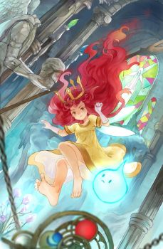 Child Of Light by hekaputah