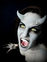 Gargoyle Demon by lilmzsarahsoda