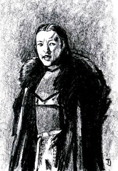 06302016 Lyanna Mormont by guinnessyde