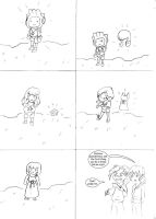 Crappy Scribblenauts Comic by shay24