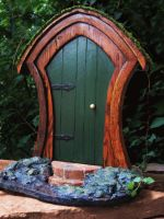 Fairy Door I by atsouza
