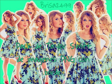 PackTaylorPNG by brisa2499