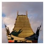 Chinese Theater Sunset by makepictures