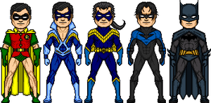 Dick Grayson by BAILEY2088