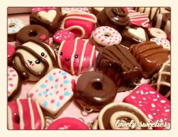 Lovely Sweeties by tedsie