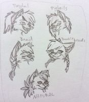 Rolf Hairstyles by mashaheart