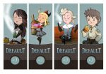 Bravely Default - Default set by laughinguy