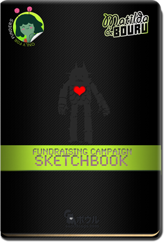 FundraisingCampaign Sketchbook by samgarciabd
