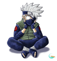 Kakashi the Smol Bean by Galaxianista