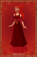 The Red Death by OperaticAnimeNimue