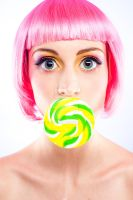 Candy Mouth by MoofyModel