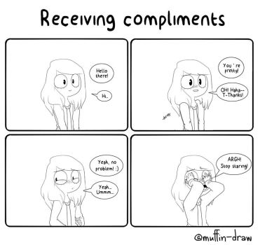Compliment by Muffin-Draw