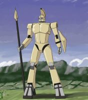 Hoplite 12 The Protector by wbd