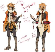 PKMO- Kei Hunting outfit ref. by lutherum