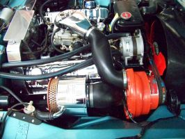 Studebaker's Supercharged 289-cid by DetroitDemigod