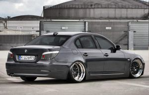 slammed BMW by Clipse89