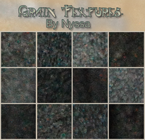 Grain Textures Pack One by Nyssa-89