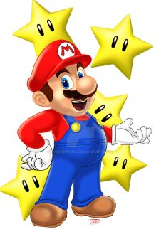 Mario by jamart2013